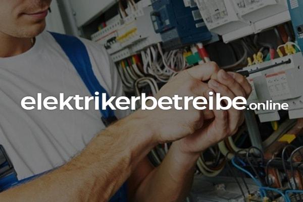 Alle Elektriker von Deutschland auf einen Blick
